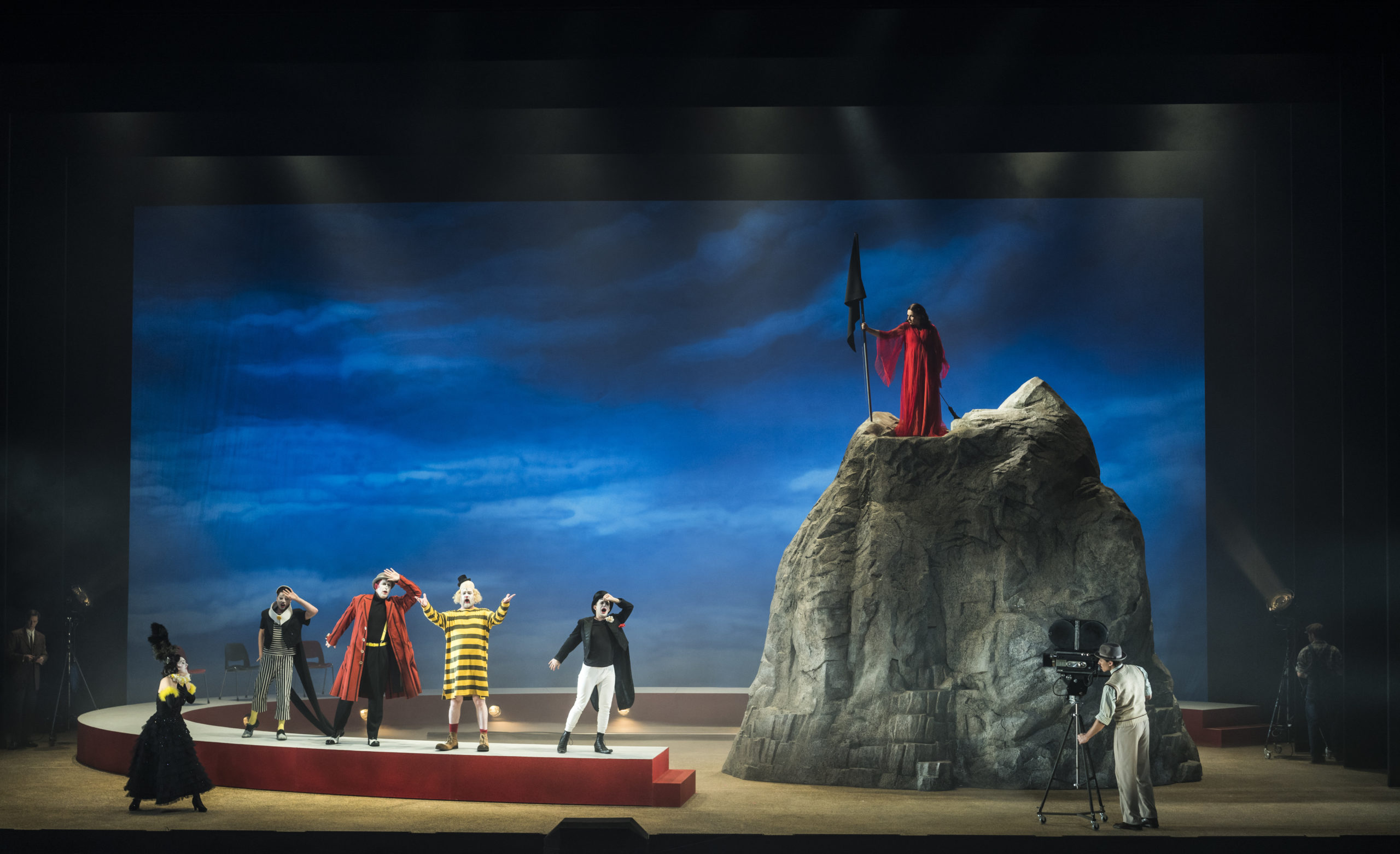 New role in Ariadne auf Naxos at Royal Opera, Stockholm!